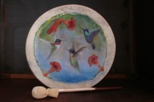 Hummingbird Drum