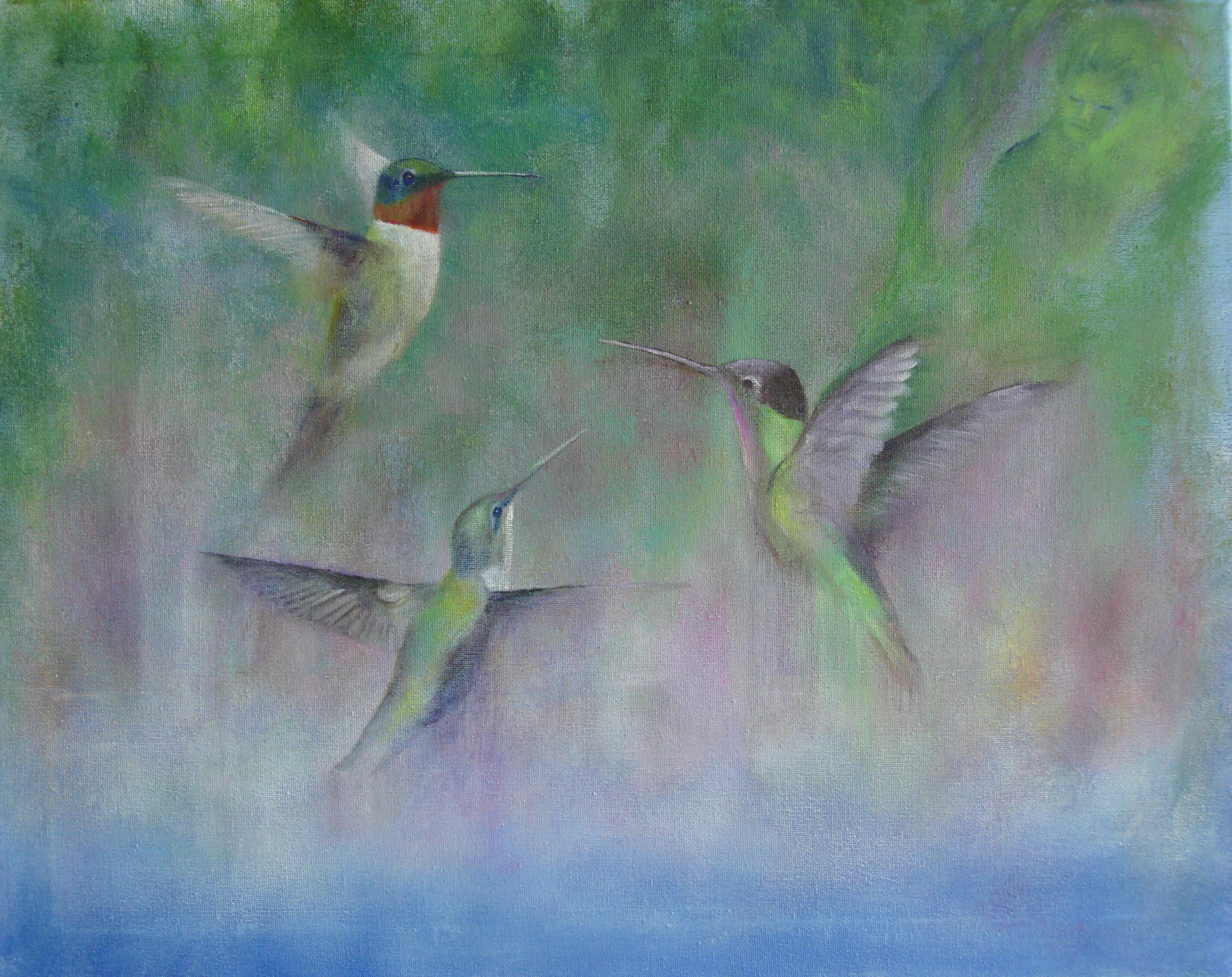 An auto accident and messages from spirit sheldonblog place of the hummingbird biocorpaavc Gallery