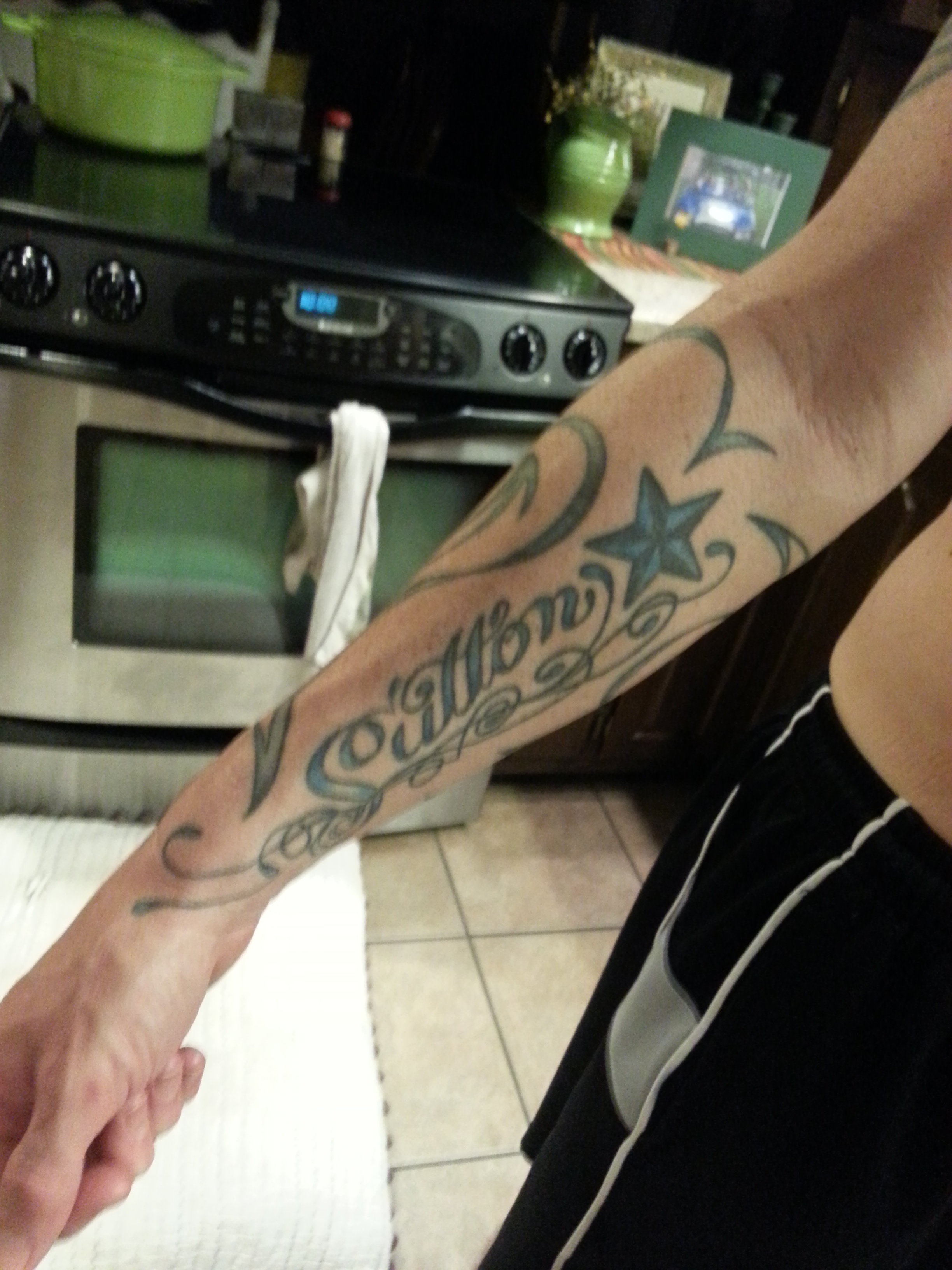 Tattoos Self Adornment Status Or Attempts At Healing Tattoo Machine Diagram Also As Well 20140608 220043 20140606 070140 Copy Then Todd Added A