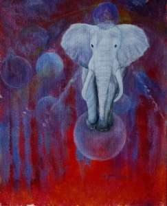 Elephant Drumbeat of the Future 4