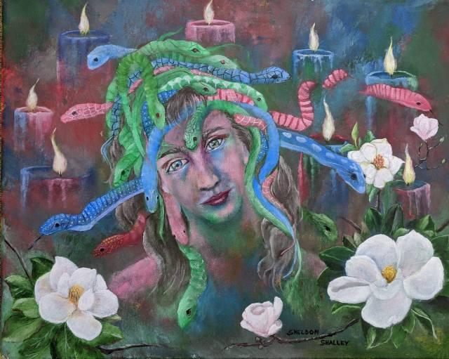Medusa Re-Imagined